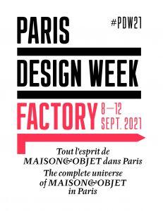 Paris Design Week Factory, sept.21